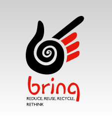 bring re:think business certified, bring, recycling