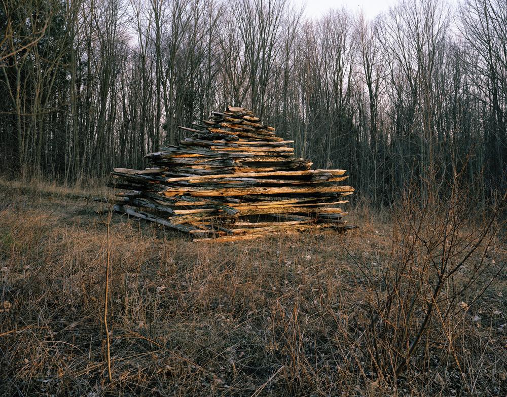 Cedar Rail Stack