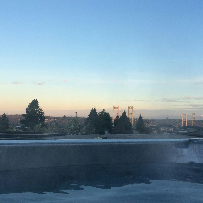 Hot Tub Blog Machine - Hot Tub Strength Machine