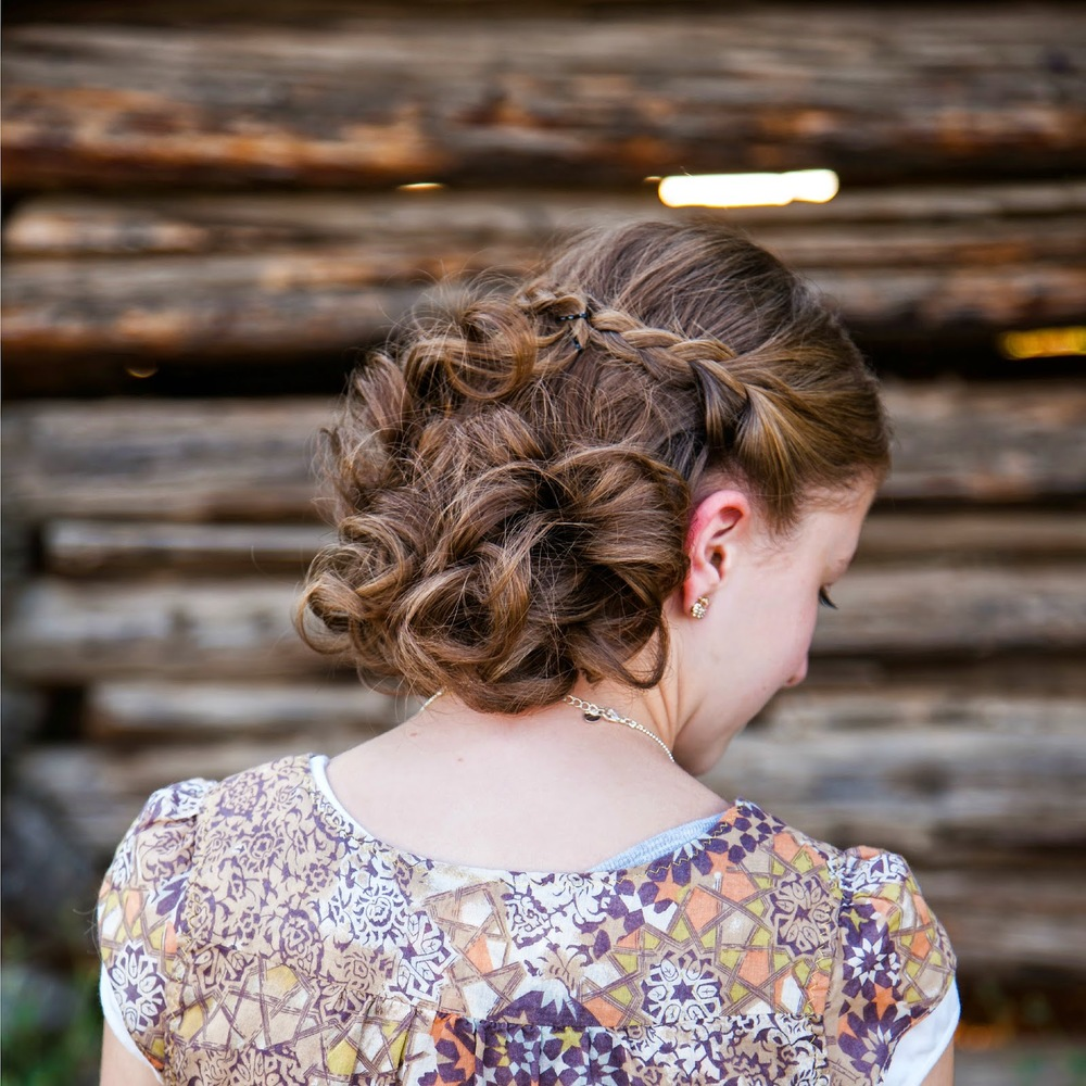 Hair - Cheree Salter | Photography - Brooke Bryner