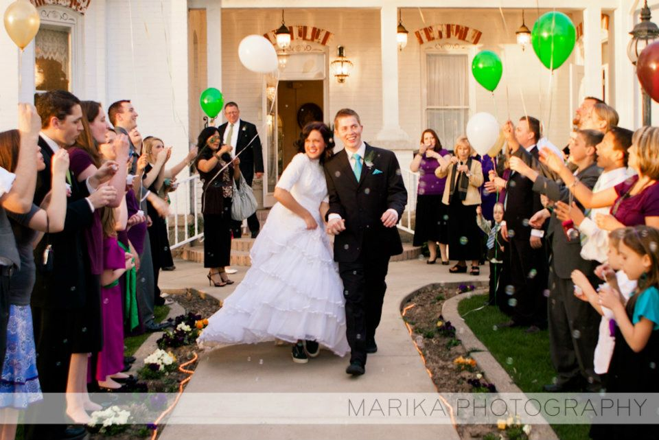 Anniversary Series || Wedding Photos by Claire Marika Photography || A Dash of Salter