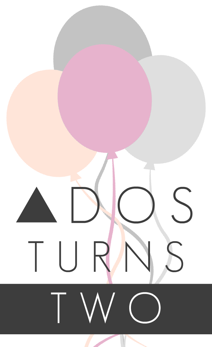 Happy 2nd Birthday, ADOS! || Cheree ||