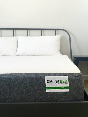 product mattress protectorqueen ghost size protector cover ghostbed page bed