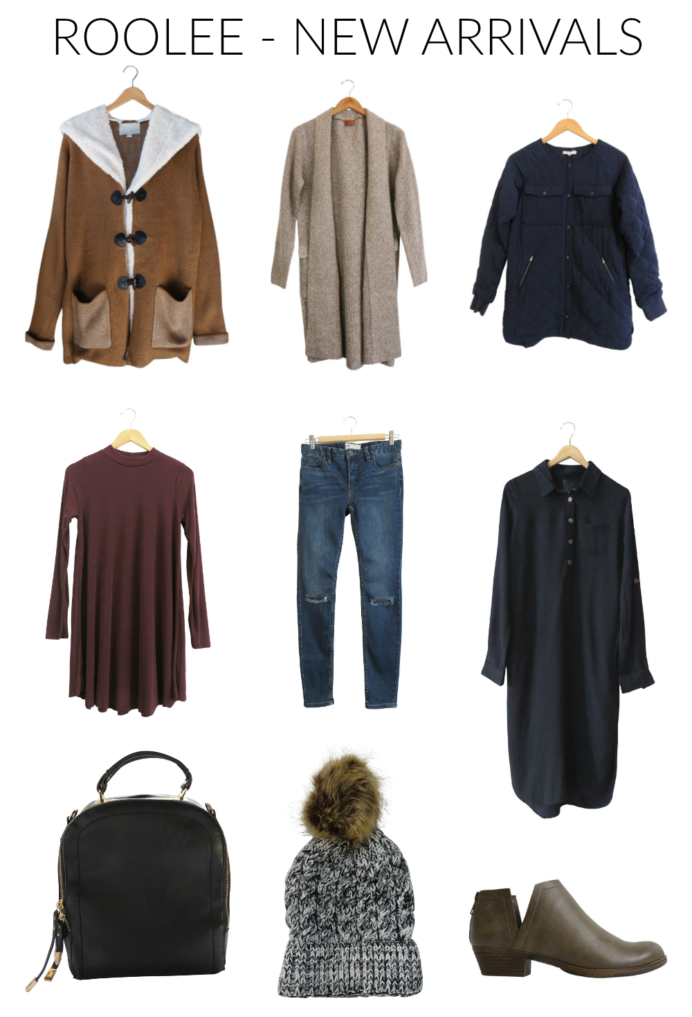 ROOLEE || New arrivals || Favorites || Love, winter, fashion, boutique, logan, utah, cute