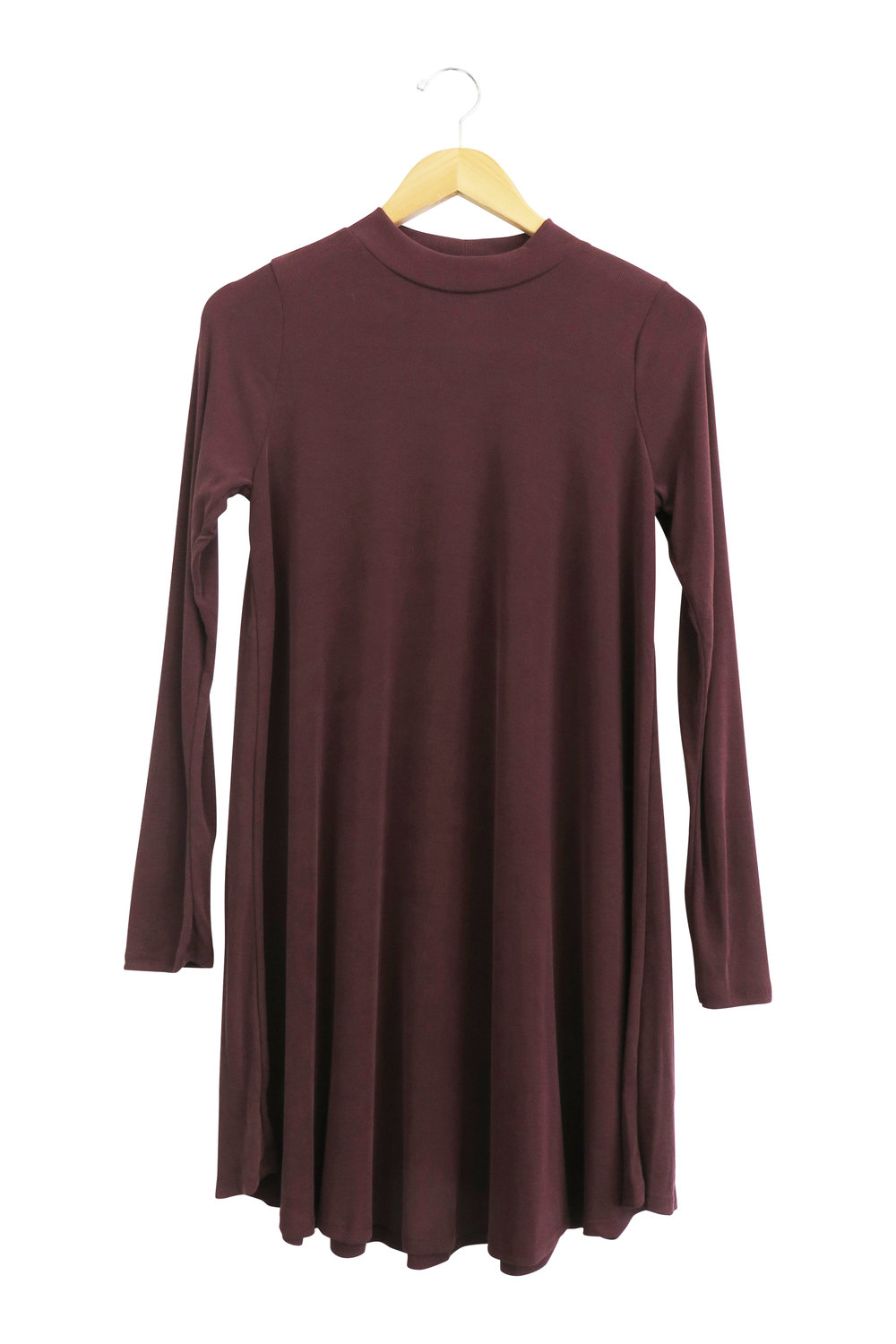 Dark Wine Tunic