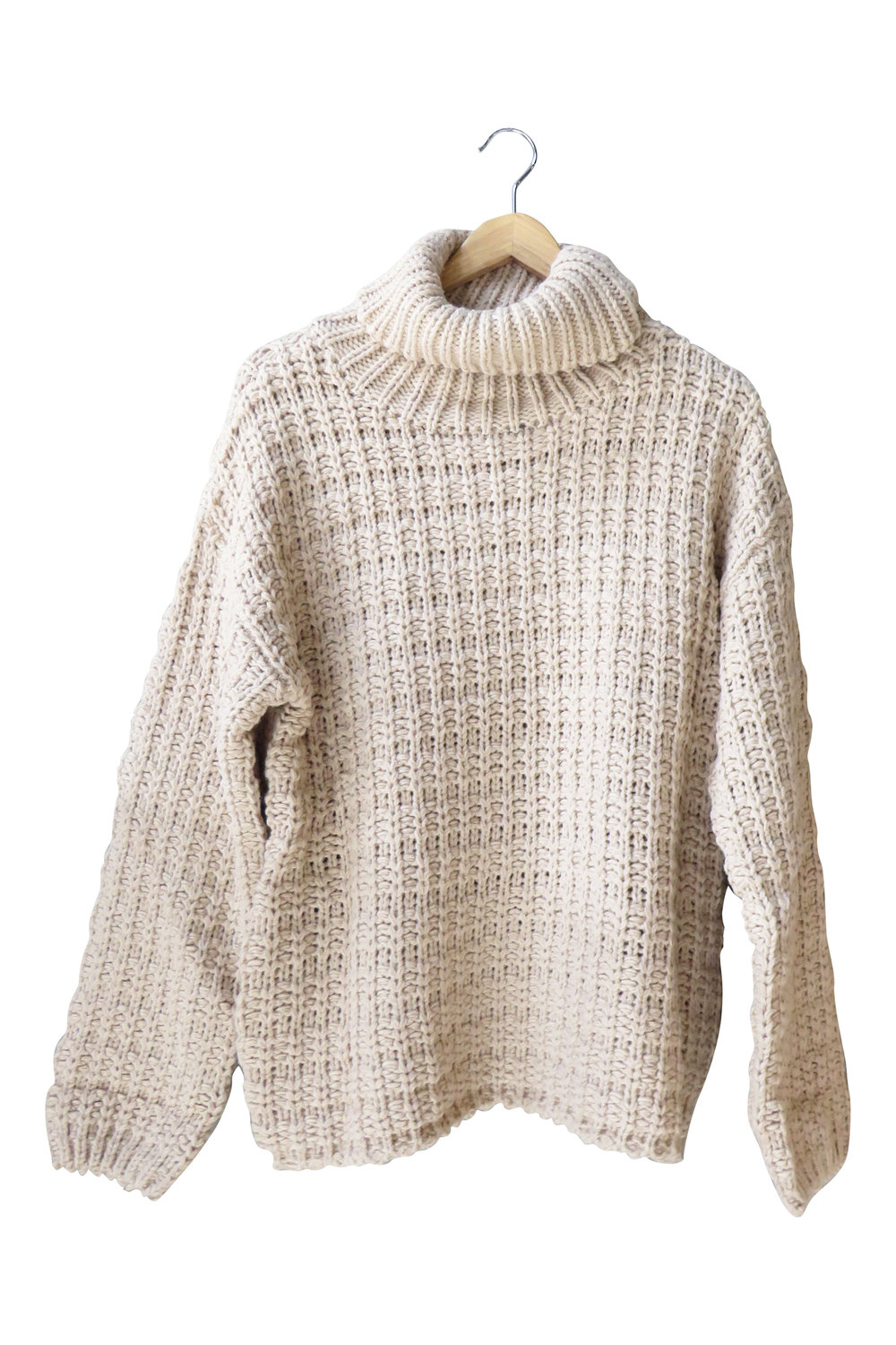 Jaclyn Knit Turtleneck