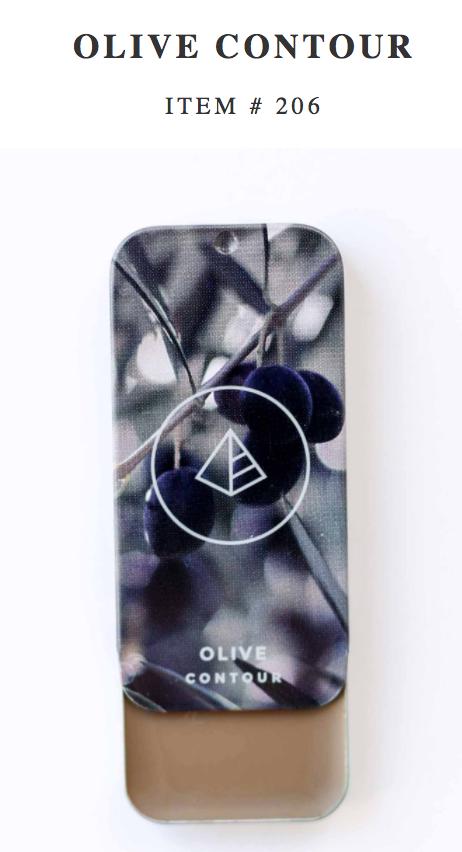 Olive Contour