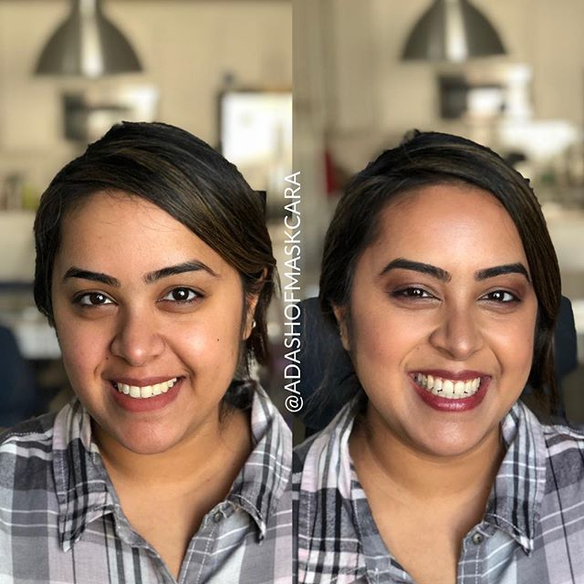Had the privilege of giving Shaina a makeover and she is stunning before and after! 😍 . Natural, lightweight coverage all in one compact 😱 I'll never get over helping women simplify their makeup routine!! . . . . #adashofsalter #blog #beautyblogger #beautyinspiration ##makeup #makeupartist #makeupaddict #makeuplover #makeupjunkie #makeuptutorial #makeupforever #makeupbyme #makeupoftheday #makeuplook #makeupart #makeupblogger #makeuplove #maskcarabeauty #maskcaraartist #maskcaramakeup #creammakeup #minimalmakeup #custompalette #makeupvideos #versatilemakeup #howtovideo #beautyqueen #beautycare #beforeandafter #makeovermonday
