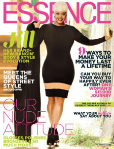 Jill Scott Essence Magazine