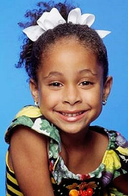 Raven-Symone: I loved this girl ever since she was Olivia on the Cosby show!