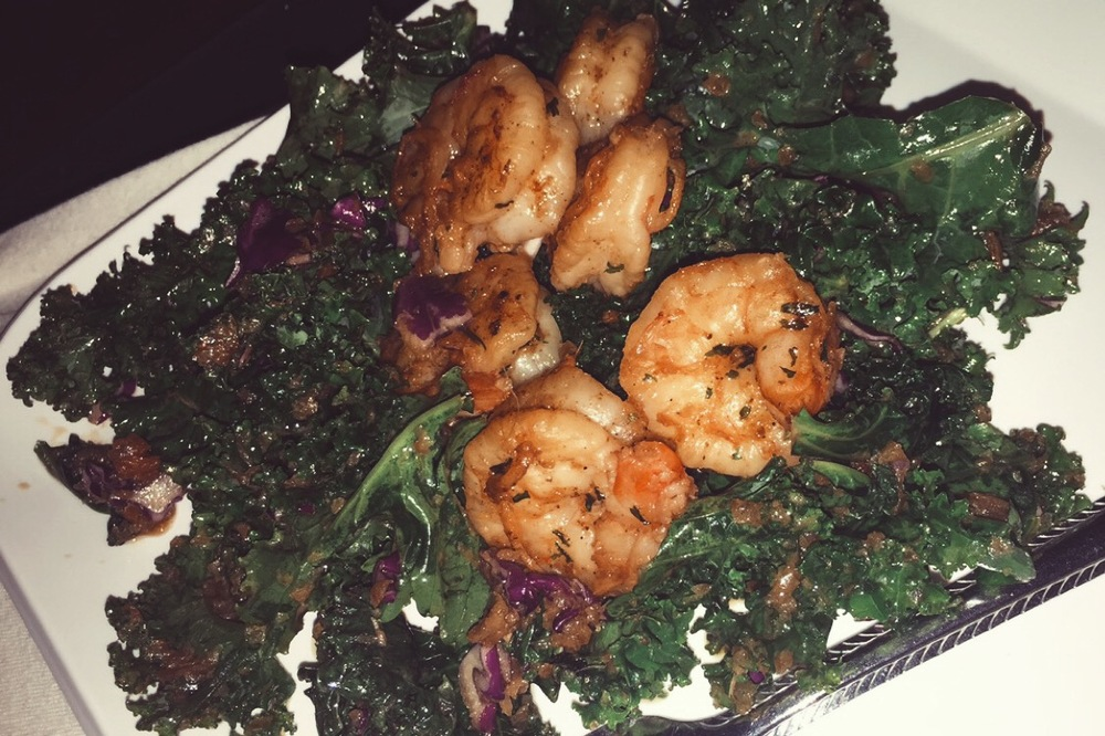 ginger-kale-salad-with-shrimp-as-told-by-antoinette