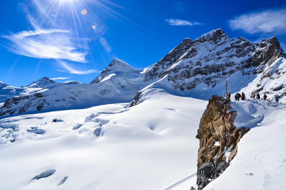 Jungfrau, Top of Europe