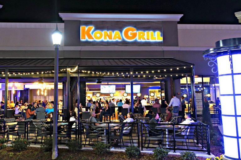 Kona Grill - Huntsville, AL