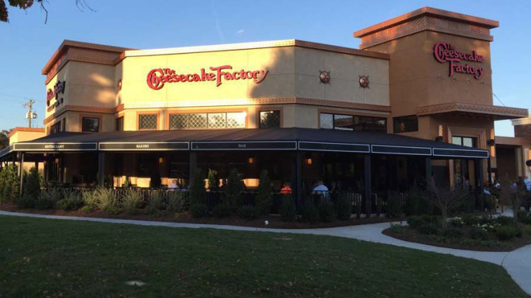The Cheesecake Factory - Greensboro, NC