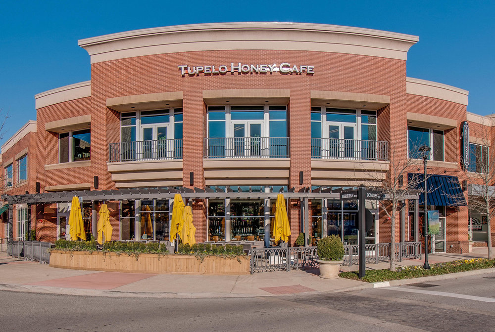 Tupelo Honey Cafe - Franklin, TN