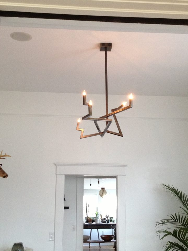 Custom Light Fixtures