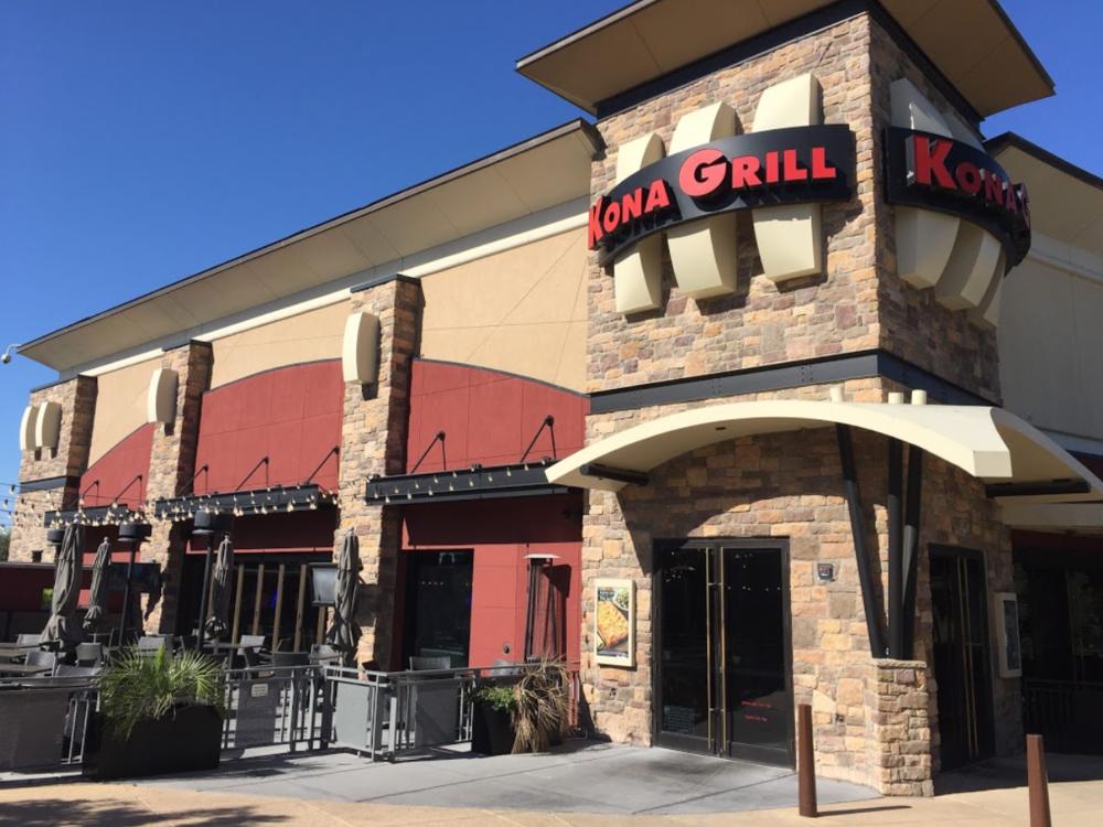 Kona Grill - San Antonio, TX