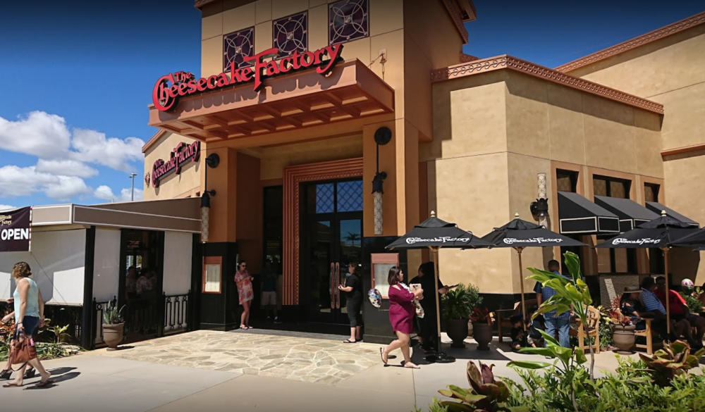 The Cheesecake Factory - Kapolei, HI