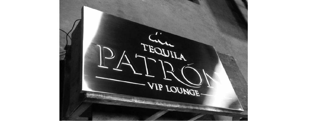 Patron VIP Lounge