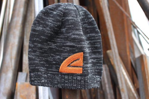 Coburn s Exclusive Embroidered Knit Beanie - Black and Grey. IMG 2072.JPG 7d1aef8948db
