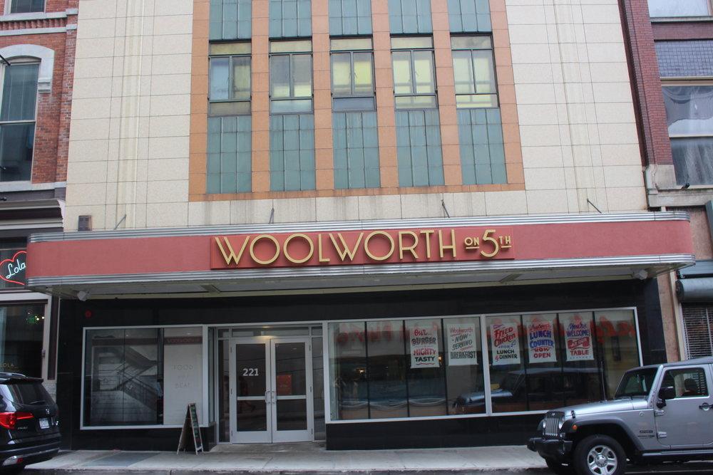 Woolworth on 5th - Nashville, TN