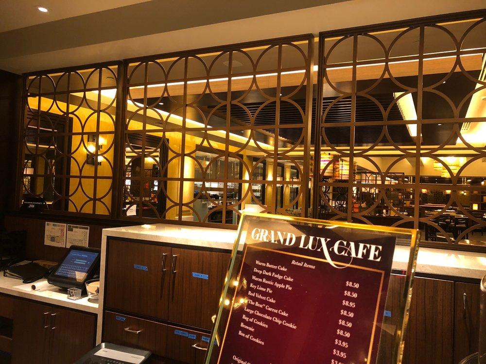 Grand Lux Cafe - Atlanta, GA