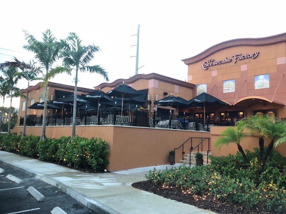The Cheesecake Factory - Boca Raton, FL