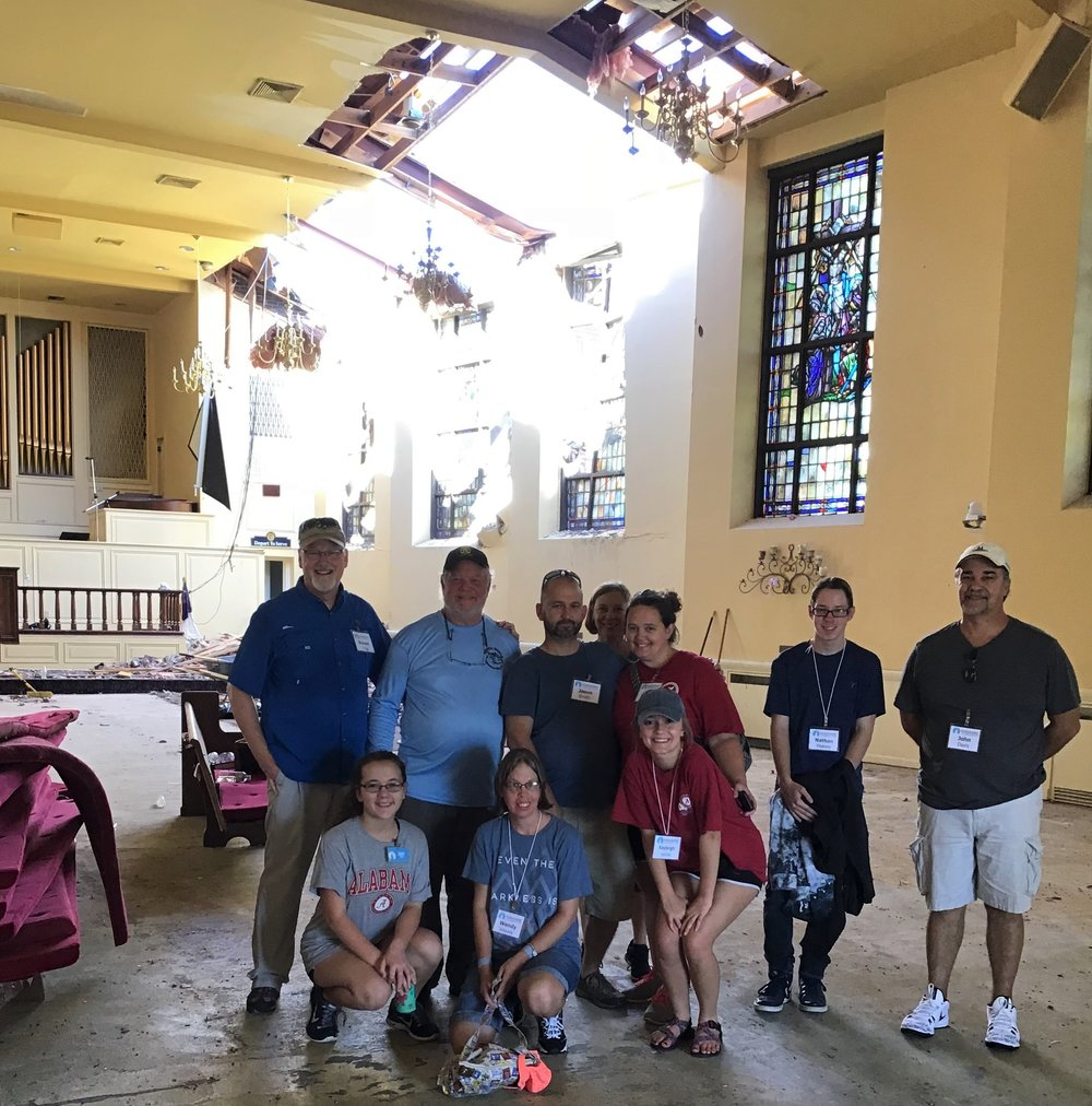 Team at FUMC PC Pic 1.jpg