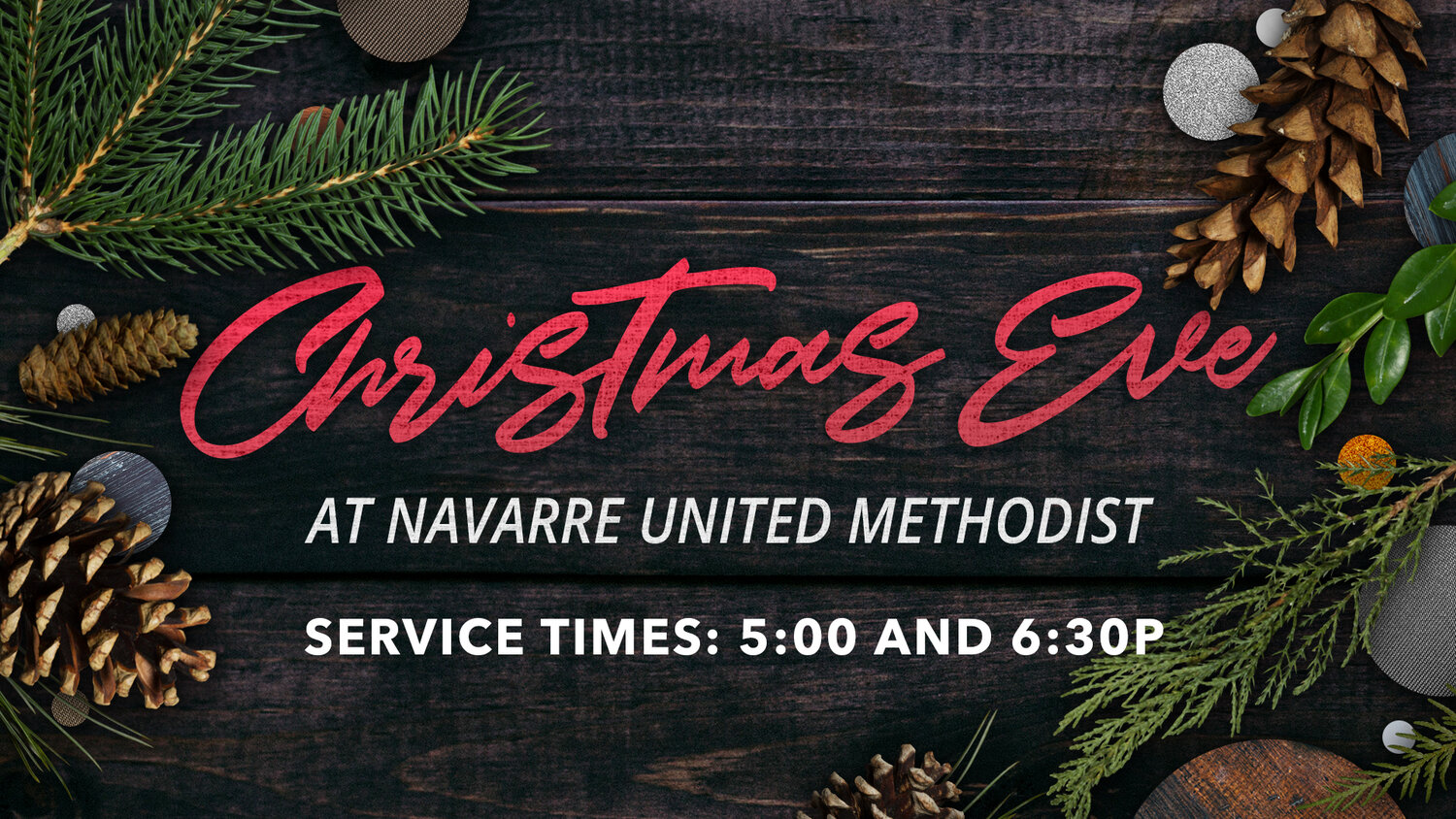 Christmas Eve Services.Christmas Eve Services Navarre United Methodist Church
