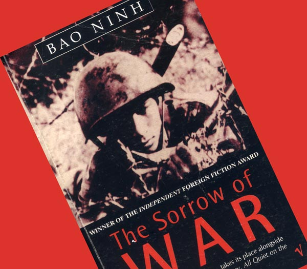sorrow of war Kien, the protagonist of this rambling and sometimes nearly incoherent but emotionally gripping account of the vietnam war, is a 10-year veteran whose experiences bear a striking similarity to those o.