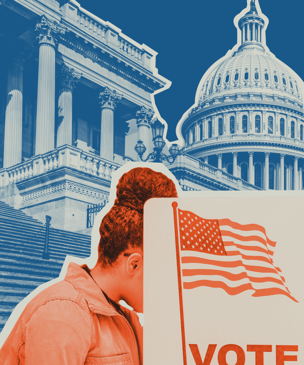 Young Women Are More Politically Engaged— But That Doesn't Mean They'll Vote