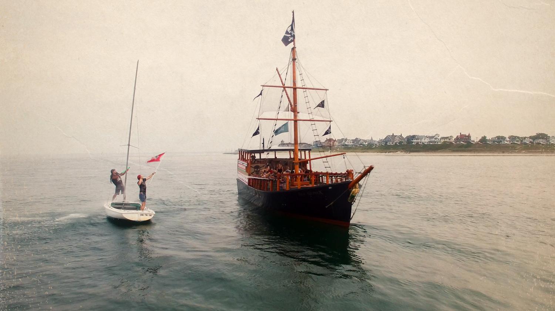 PAMVjpgformatw - Pirate ship booze cruise