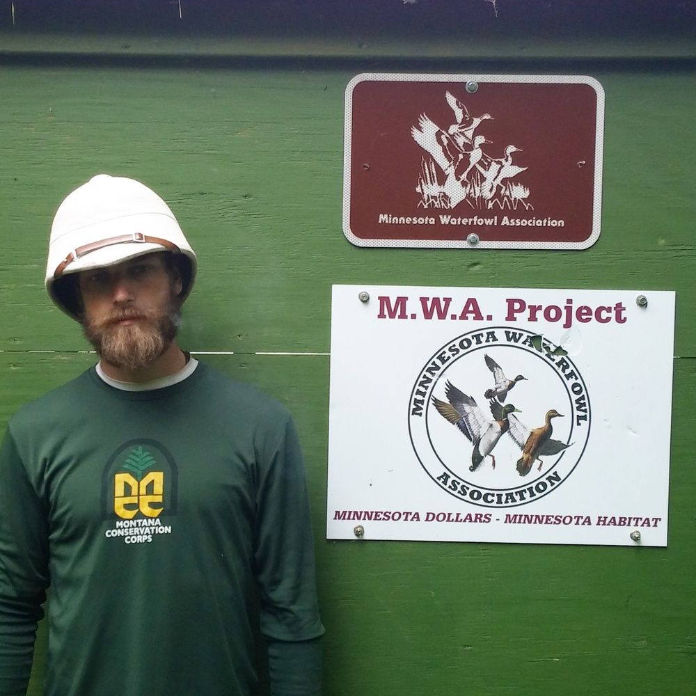 Montana Conservation Corps - REPRESENT!