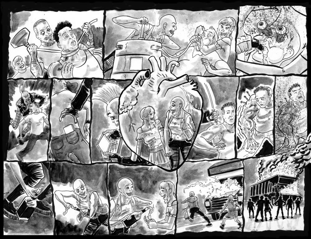 Toe Tag Riot #3 (Black Mask Studios)