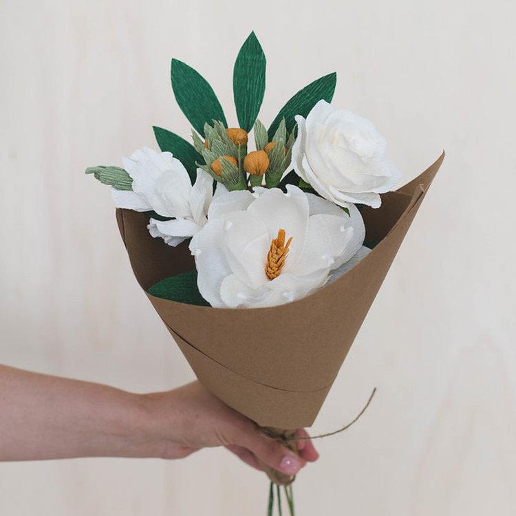 Madison Bouquet — Amaranthus Paper & Flora