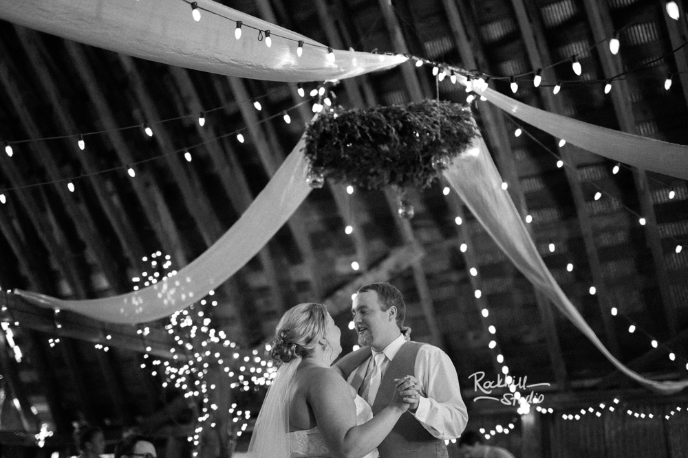 traverse city wedding photographer barn wedding reception