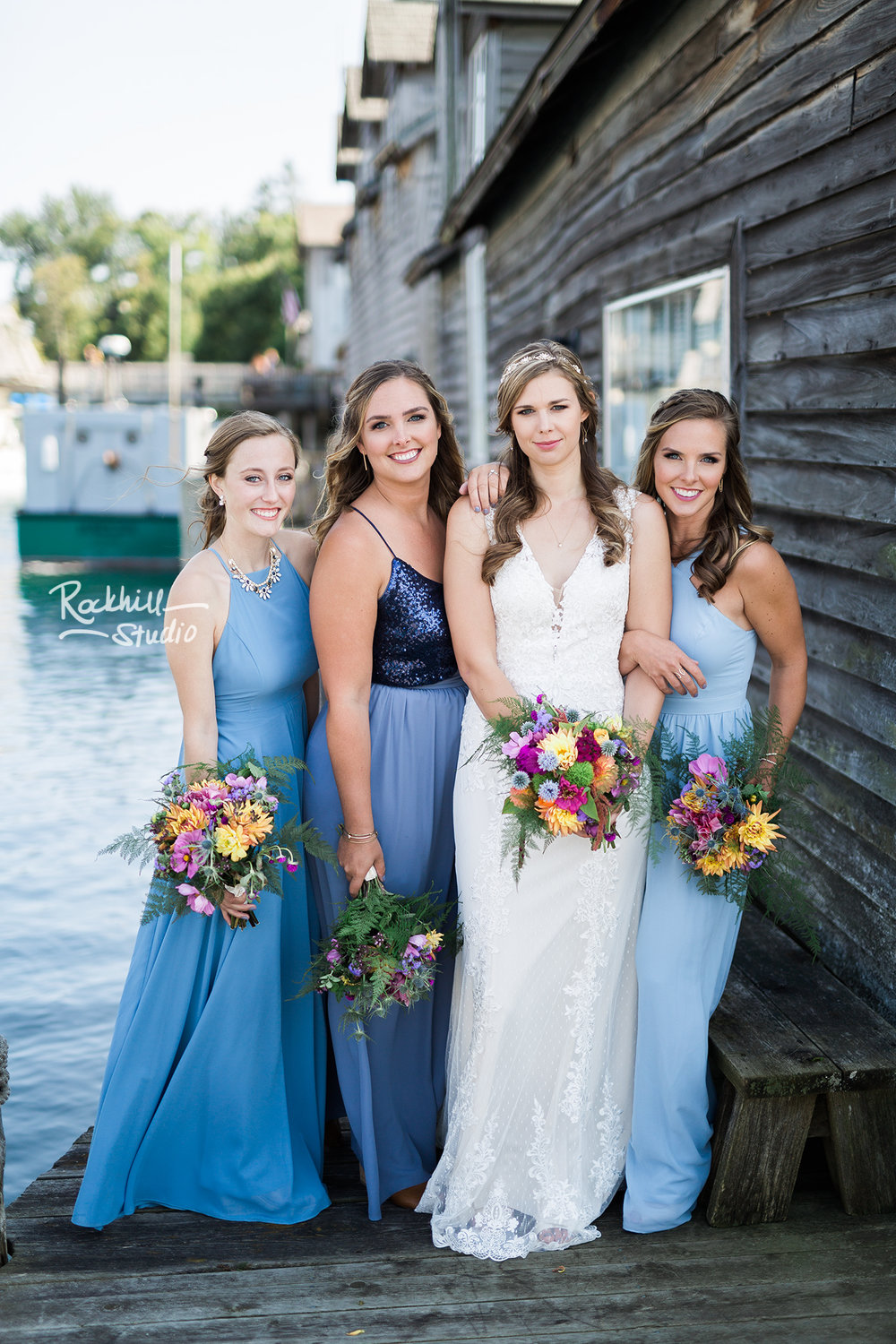 traverse city wedding photographer leland fishtown 1
