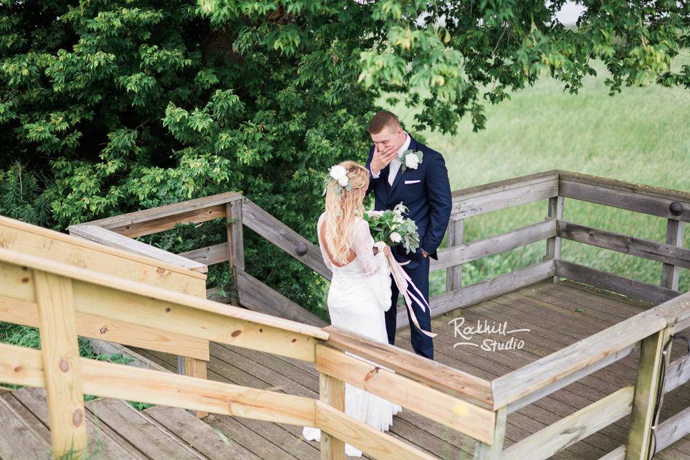 Traverse City Michigan Wedding Photographer Rockhill Studio