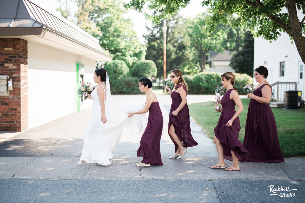 Northport first look, traverse city wedding photographer rockhill studio