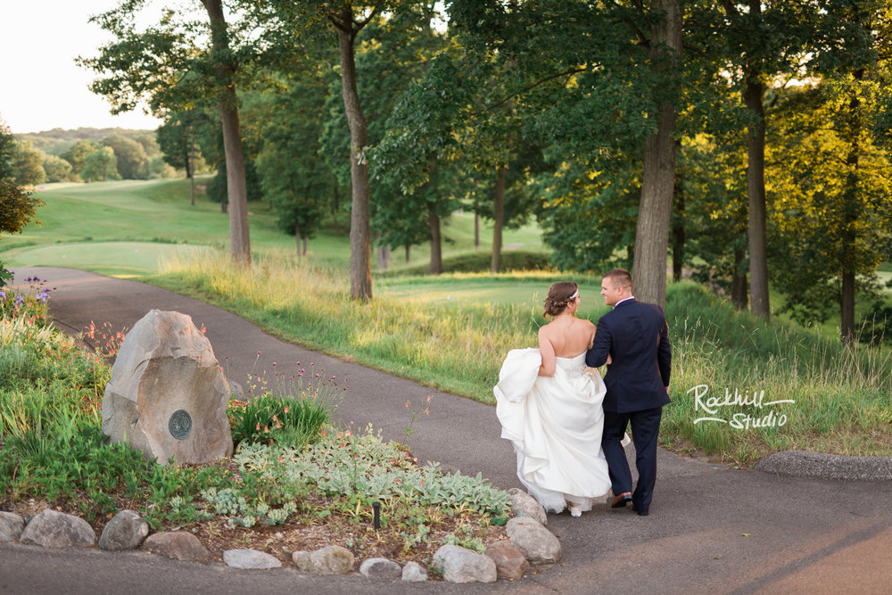 Grand rapids egypt valley golf, traverse city wedding photographer Rockhill Studio