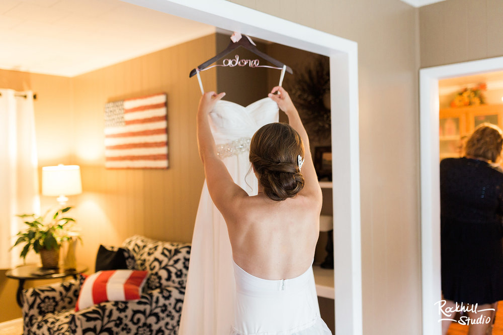Traverse City Wedding Photography, getting ready, Rockhill Studio, Escanaba