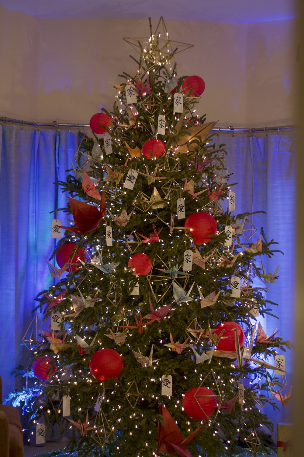 Christmas tree decorator Miami FL