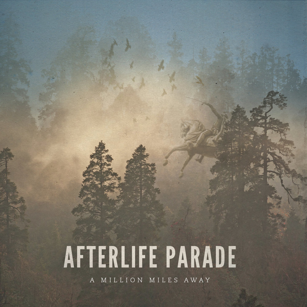 Afterlife parade a million miles away producer, engineer, drums, percussion, programming, electric guitar, synths, vocals