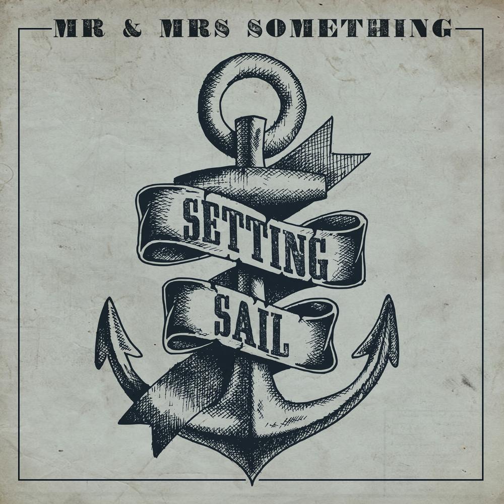 mr. and mrs. something setting sail piano, organ, wurlitzer, omnichord