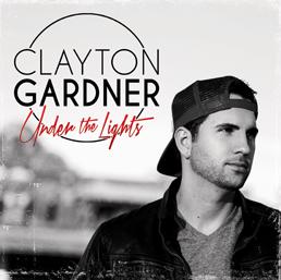 clayton gardner under the lights piano, hammond organ