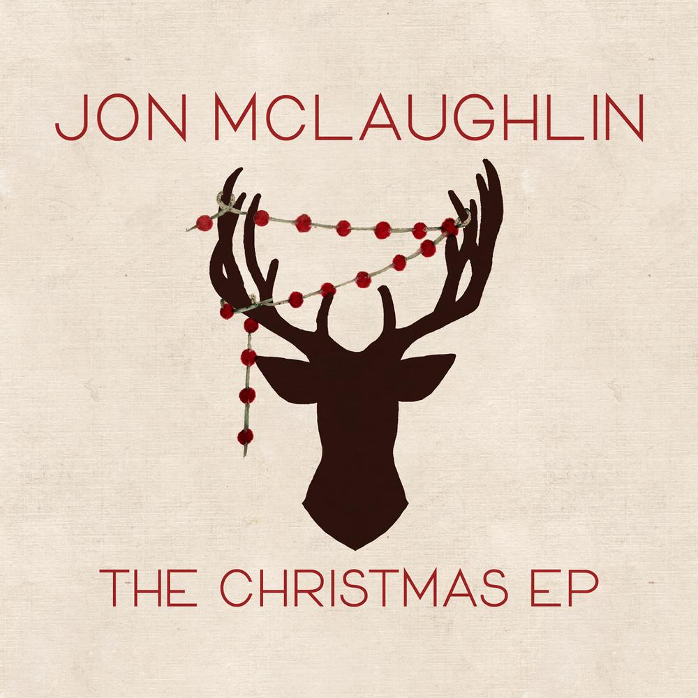 jon mclaughlin the christmas ep electric guitar, celesta