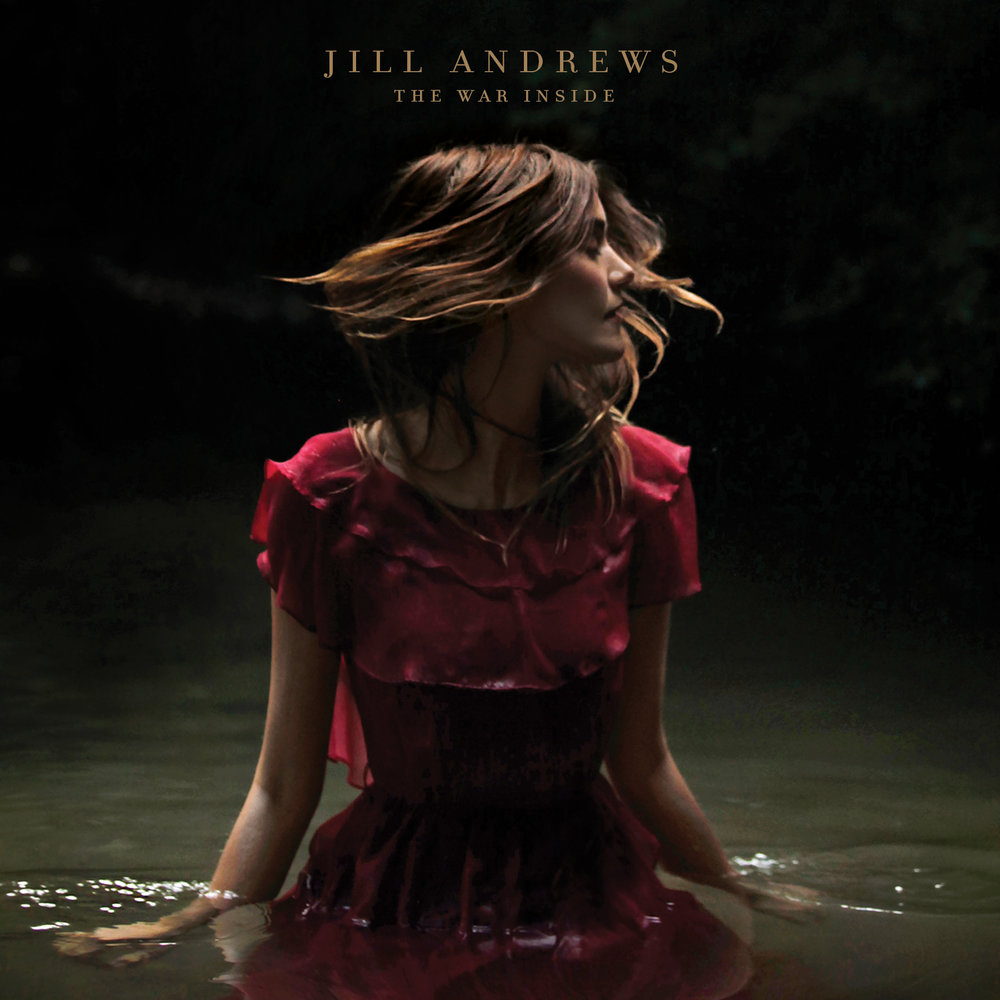 jill andrews the war inside piano, synths, wurlitzer, electric guitar, high-strung acoustic guitar, bass, balalaika, drums