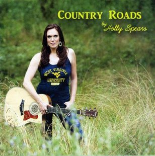 holly spears country roads drums, bass, acoustic guitar, mandolin, banjo, percussion