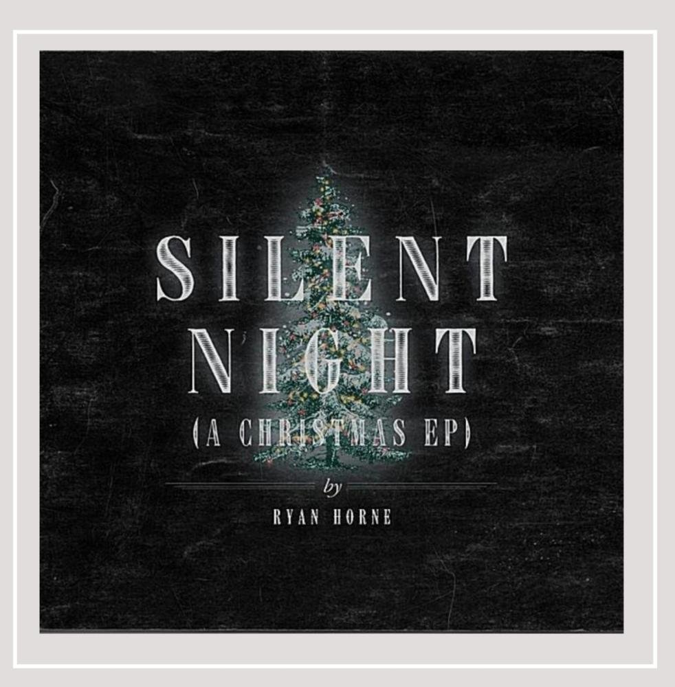 ryan horne silent night (a Christmas ep) wurlitzer, piano, synths, balalaika, high-strung acoustic guitar, omnichord, mellotron, percussion