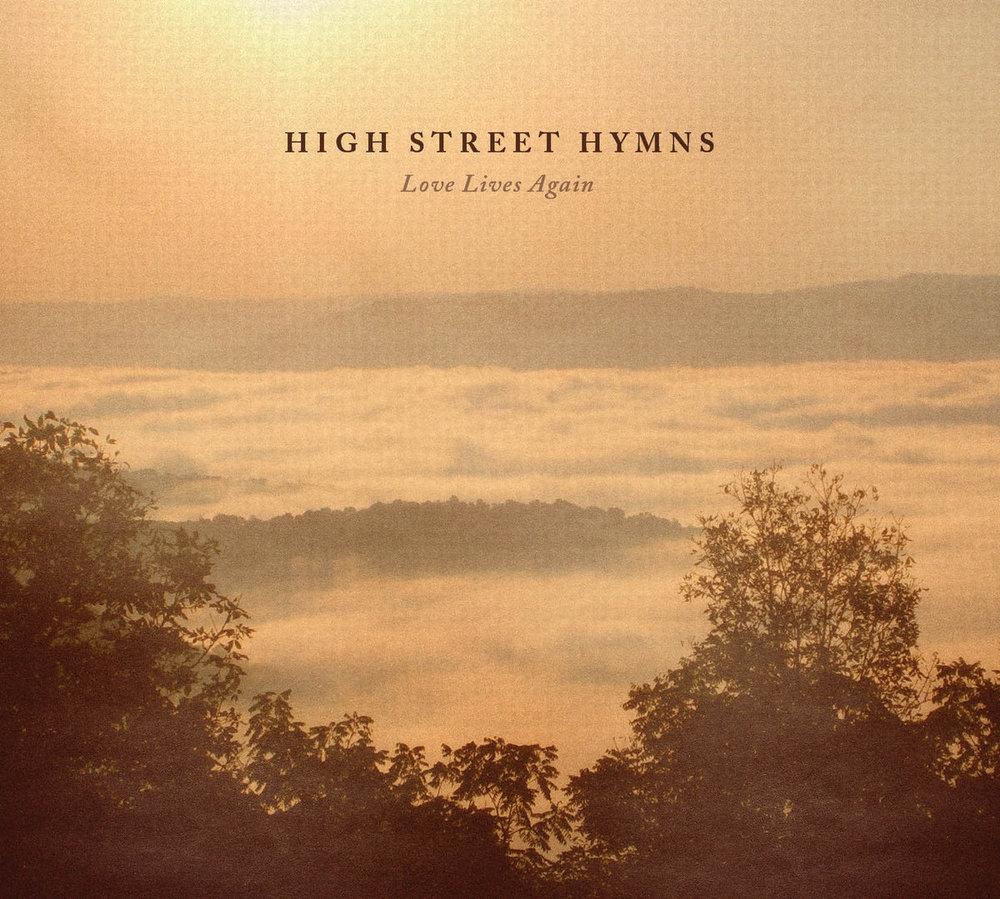 high street hymns love lives again piano, hammond organ, mellotron, synths, wurlitzer, glockenspiel, omnichord, percussion